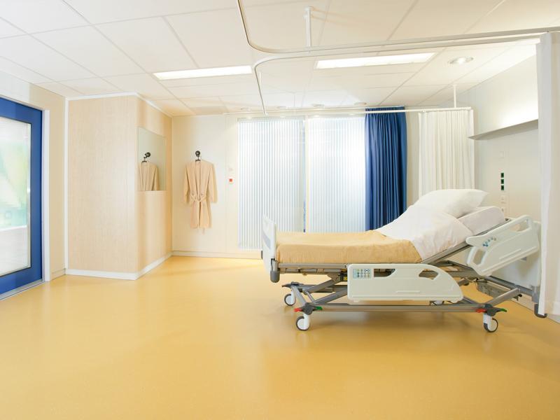 Van doorn culemborg b v ziekenhuiskamer interwand kenniscentrum ziekenhuiskamer interwand - Kleur voor een kamer ...